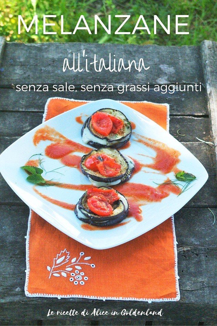melanzane all'italiana